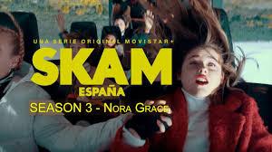 SKAM España (3x02) 3ª Tempoarada Episódio 2 (SUB Español)
