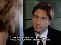 quotes tv subtitles spooky aliens the x files dana scully mulder