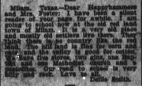 Mar 12, 1905, Houston Post, Dollie Smith - Newspapers.com