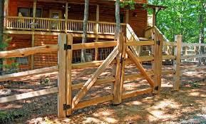43 Amazing Fence Gate Ideas