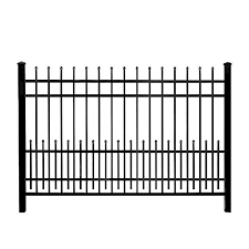 Mainstreet Aluminum Fence 3 4 In X 2 Ft Buy Online In Canada At Desertcart