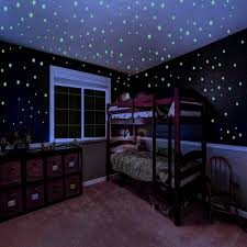 Glow In The Dark Stars For Kids Self Adhesive Glowing Star Decal For Children S Bedrooms Glow In The Dark Star Ceiling And Wall Stickers 732 3d Glowing Dots For Nurseries Kid Rooms