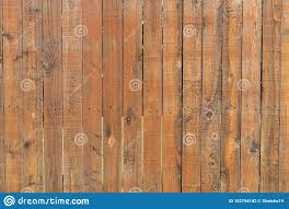 Reddish Brown Slats In A Wooden Privacy Fence Stock Photo Image Of Slats Vertical 152794182
