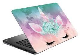 Candy Floss Unicorn Laptop Skin In 2020 Laptop Skin Laptop Skin Cover Laptop Decal
