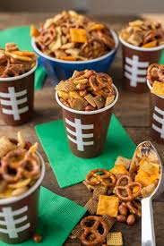 parmesan ranch game day chex mix