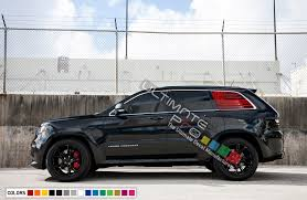 Destorder Us Flag Decals Rear Window Stickers Jeep Grand Cherokee
