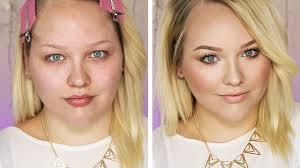 makeup tutorial back to talk