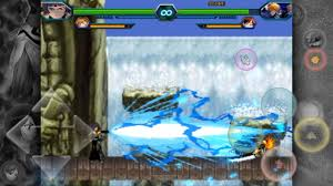 Bleach Vs Naruto 3.2.5 - New Character - YouTube