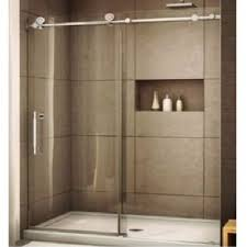 glass partition shower glass enclosed