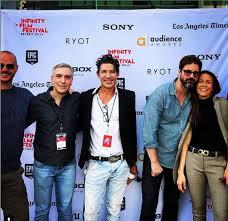 New photo of Gale, Scott, Peter,... - Gale Harold Worldwide News ...