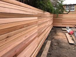 Western Red Cedar P A R 20 X 70mm P A R Fencing From 3 92 Metre Exc Vat Hardwood Decking Cedar Cladding Red Cedar Deck