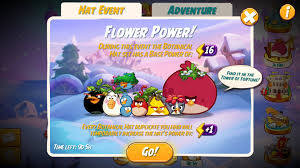 Dara7Gaming - Angry Birds 2 Tower of Fortune! New Hat Flower Power ...