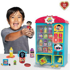 ryan s world vending surprise