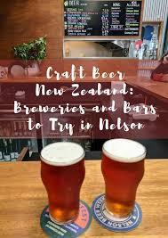 Craft Beer New Zealand: Nelson Breweries and Bars to Try (With ...