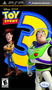 toy story 3 playstation portable psp