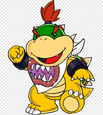 Bowser Jr Super Mario Bros Bowser Food Heroes Super Mario Bros Png Pngwing