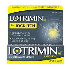 lotrimin af antifungal for jock itch