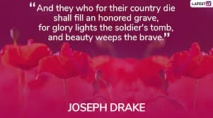 remembrance day quotes thoughtful words and sayings to