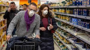 Коронавирус: как подготовиться к пандемии? | События в мире - оценки и  прогнозы из Германии и Европы | DW | 26.02.2020