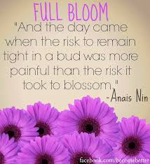 quotes about blooms quotes