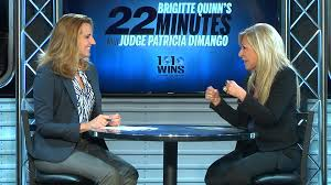 22 Minutes With Judge Patricia DiMango   1010 WINS