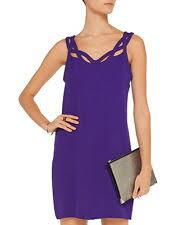 Las mejores ofertas en Cambio de seda Diane von Furstenberg corto vestidos  para mujeres | eBay