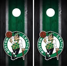 Boston Celtics Cornhole Wrap Decal Stickers Vinyl Gameboard Skin Set Jc036 Ebay In 2020 Cornhole Wraps Vinyl Sticker Cornhole