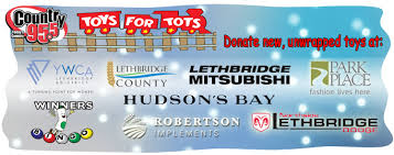 toys for tots todays country 95 5