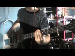 biffy clyro biblical bass cover