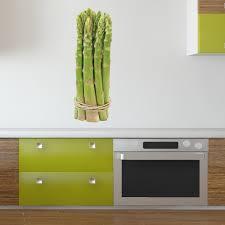 Green Asparagus Vegetables Food Wall Decal Sticker Ws 46654 Ebay