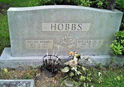 Adeline Holmes Hobbs (1893-1970) - Find A Grave Memorial