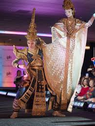 Miss Thailand, Maria Poonlertlarp - Patrick Prather/Miss Universe  Organization | Thailand, Traditional outfits, Pageantry