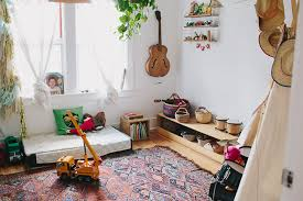 How To Decorate A Bohemian Kids Room With Lots Of Personality Petit Small