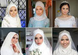 18 inspirasi makeup pengantin terbaik