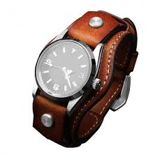 leather watch band strap