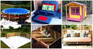 30 pallet projects that are easy to