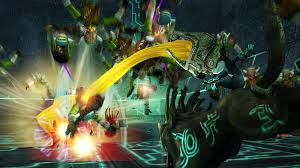 gameplay details for Hyrule Warriors ...