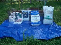 new soil mix for raised bed garden