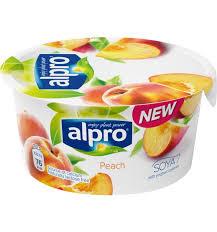 alpro plant based alternative to yogurt