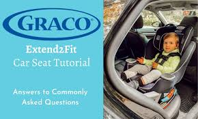 graco extend2fit car seat tutorial