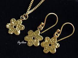 designer sterling silver gold plated
