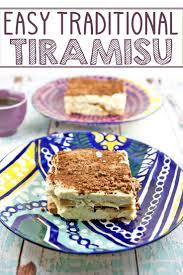 easy traditional tiramisu bunsen