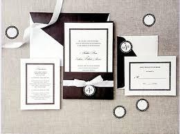 sle wedding invitation kits