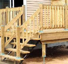 Deck Hardware Deck Coatings And Wood Deck Railing Best Materials