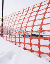 Plastic Snow Fence Heavy Duty Nordic Ii Plus