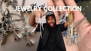 my jewelry collection 2018 chrome