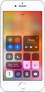 flashlight on your iphone ipad pro
