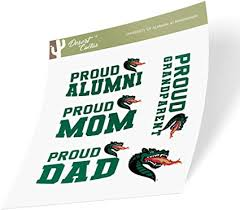 Amazon Com University Of Alabama At Birmingham Uab Blazers Ncaa Sticker Vinyl Decal Laptop Water Bottle Car Scrapbook Family Full Sheet Arts Crafts Sewing
