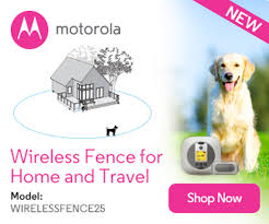 Motorola Wireless Dog Fence For Home And Travel Wirelessfence25