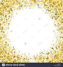 Estrellas De Oro Sobre Un Fondo Blanco Estrellas Doradas Sobre Un